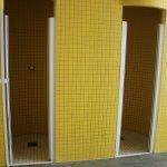 Sauna Duschen
