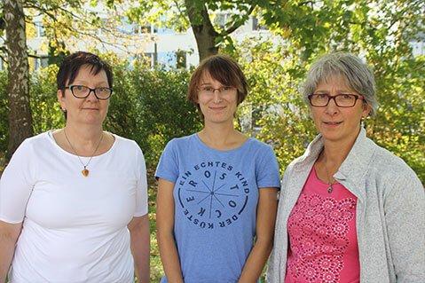 Gockelhahngruppe Leiterinnen