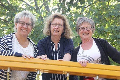 Marienkäfergruppe Leiterinnen